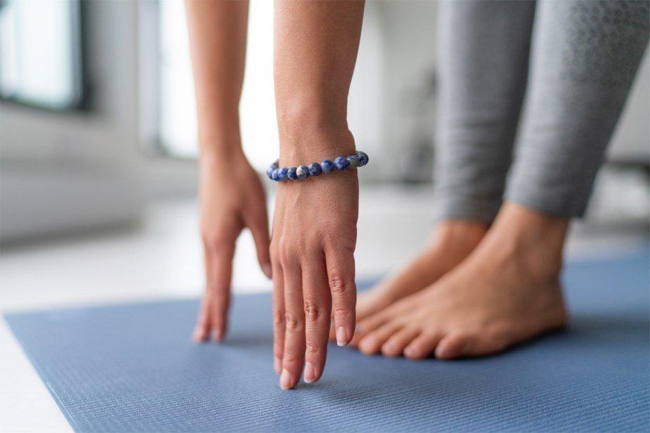 Article magazine Deuzio Le Stretching Postural